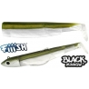 BLACK MINNOW Size 2 Combo & Double Combo : Gr.:10,0, Colore e testina:COMBO OFF SHORE - KAKI