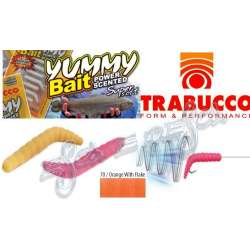 Trabucco Yummy Baits BRUCONE col. Orange