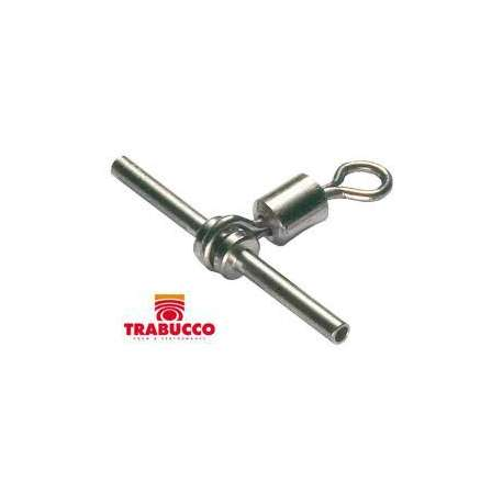 Accessorio di montaggio Cross-line crimpable swivel Mis.7
