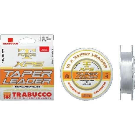 Trabucco XPS TAPER LEADER Shock Leader