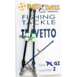 Bad Bass TRAVETTO P1