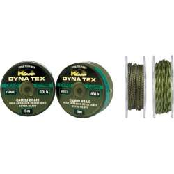 DYNA TEX LEAD CORE MARRONE Mt. 5 Lb 60