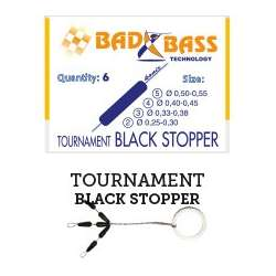 Bad Bass  TOURNAMENT BLACK STOPPER