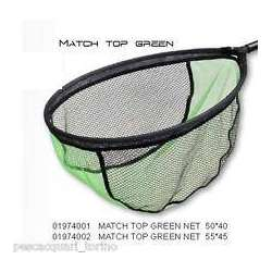 Maver testa MATCH TOP GREEN NET