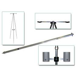 Bad Bass TRIPOD TELESCOPIC LONG