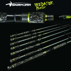 Molix SKIRMJAN PREDATOR HUNTER MSK-PH-792H